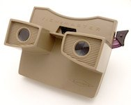 image of an early View-Master