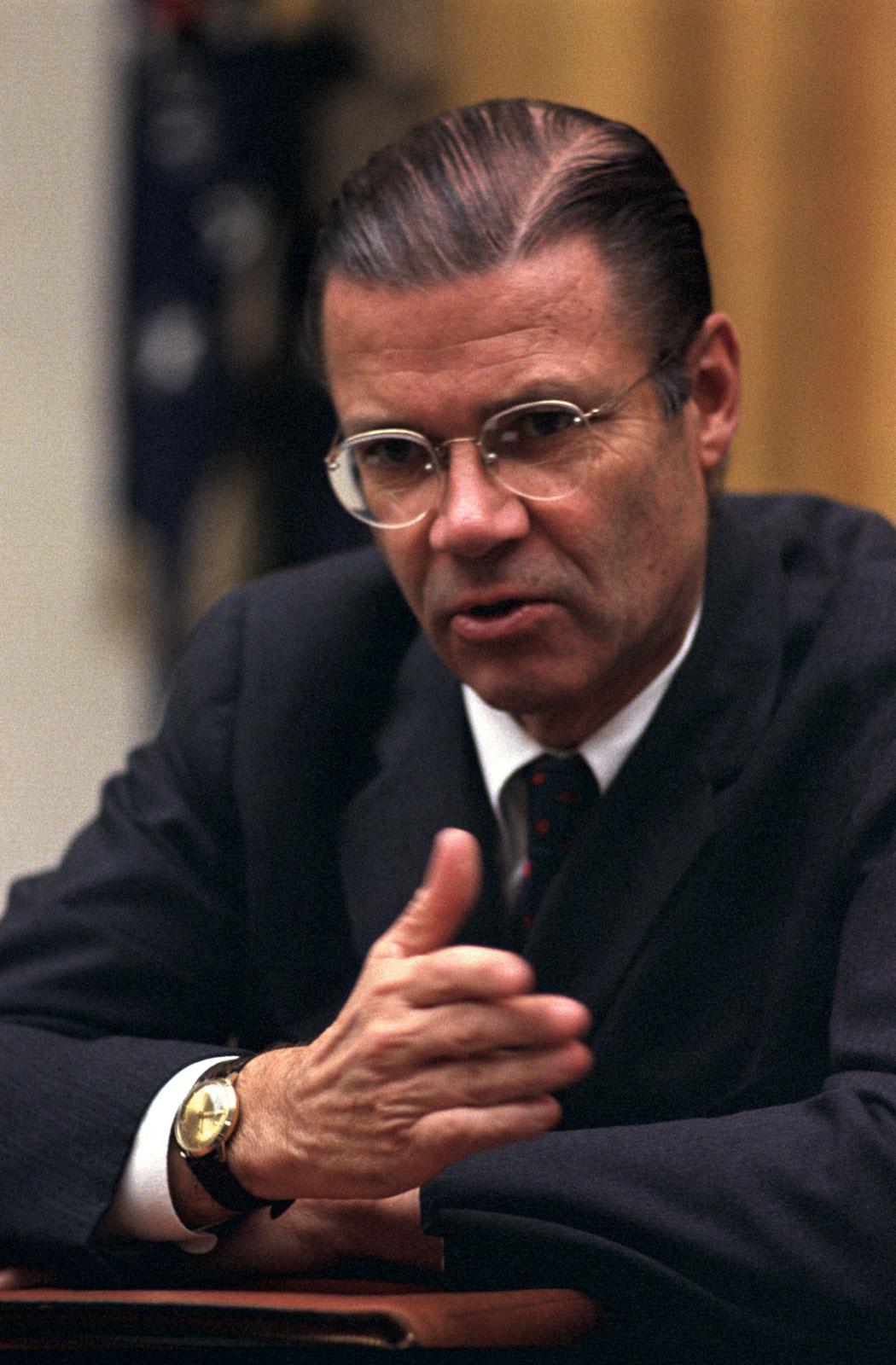 Robert S. McNamara.