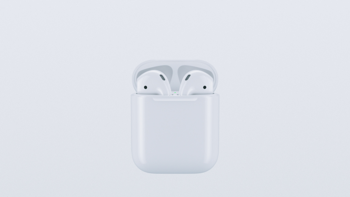First-generation AirPods. Image via Apple.com press release announcing the new audio hardware.