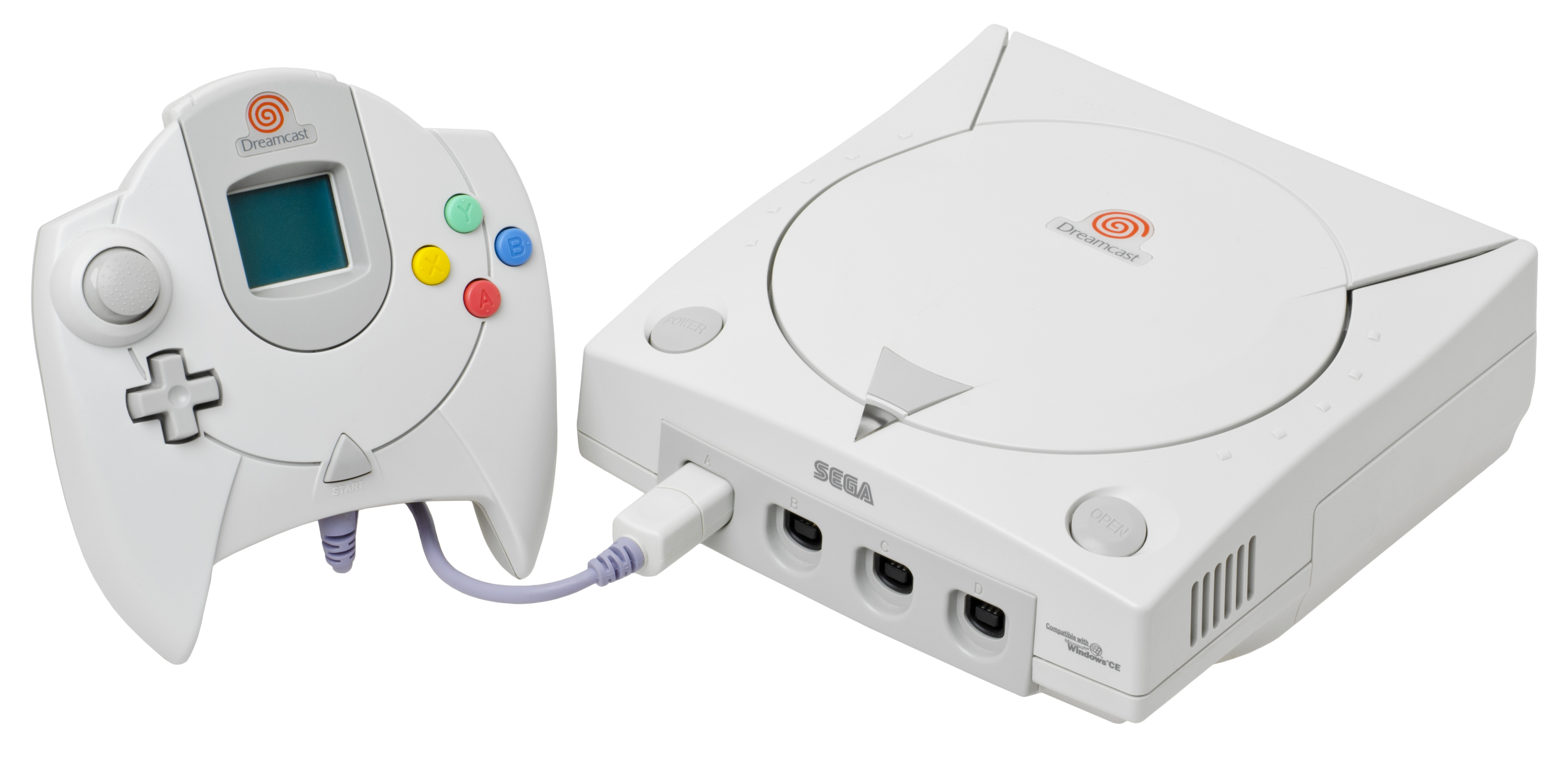 Arguably ahead of it's time, the Sega Dreamcast was a commercial failure.