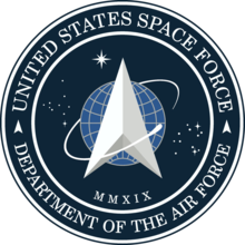Emblem of the United States Space Force