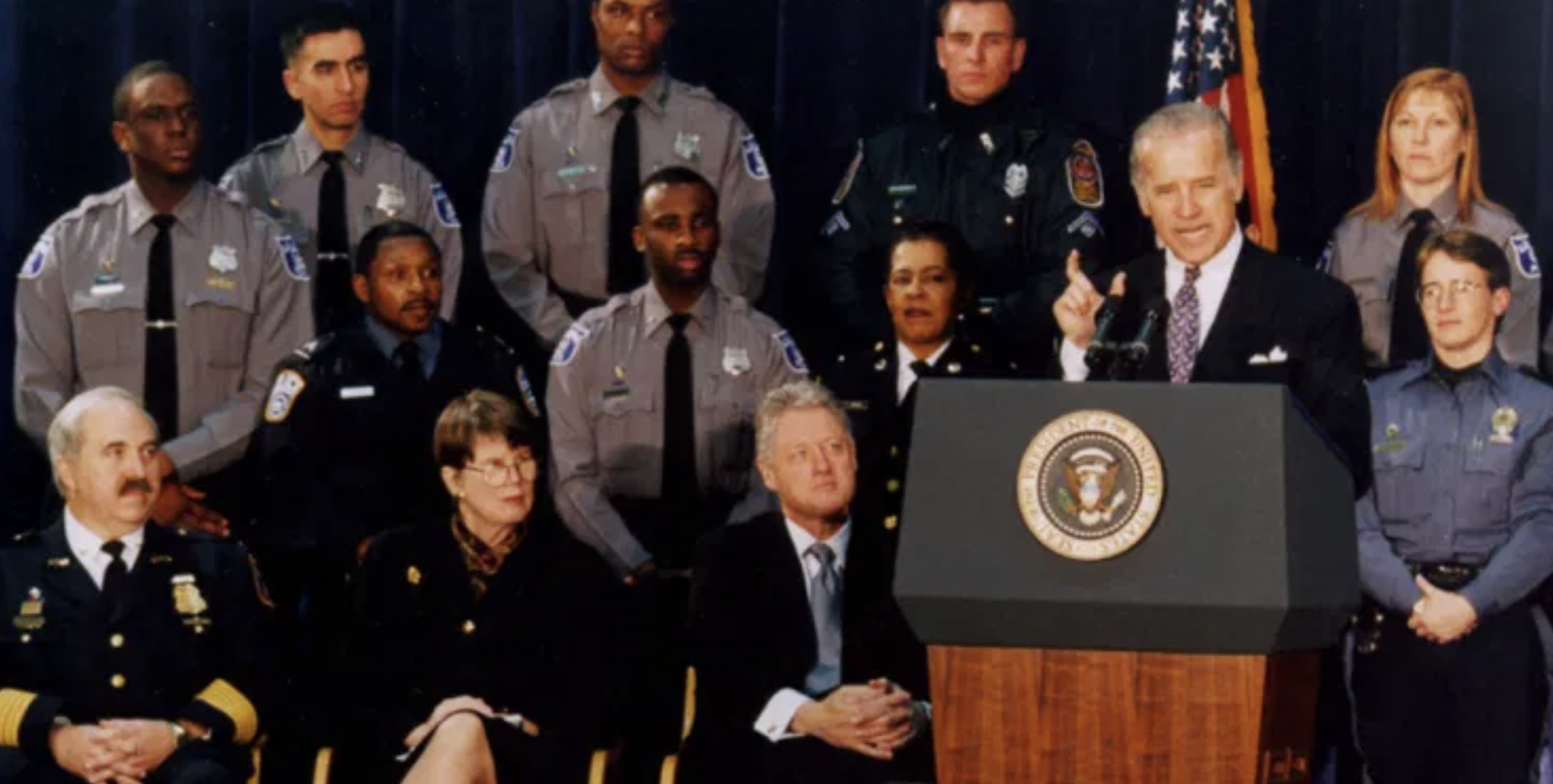 Biden & the 1994 Crime Bill (1994)