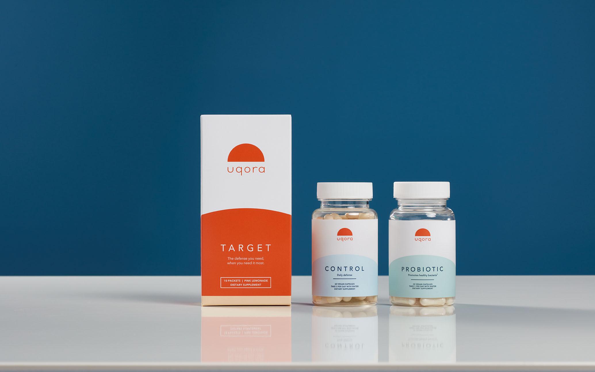 Uqora Target & Control