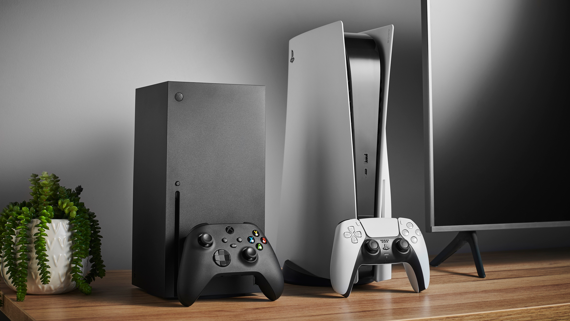 The Xbox Series X and PS5 respectively.