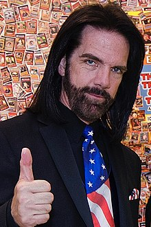 Billy Mitchell, an early eSports champion.