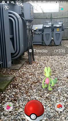 Pokémon Go used AR to bring the popular creatures into the real world via smartphones.