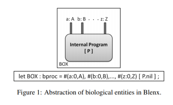Zamborszky and Priami, EPTCS, 19, 2010. From Biology to Concurrency and Back workshop