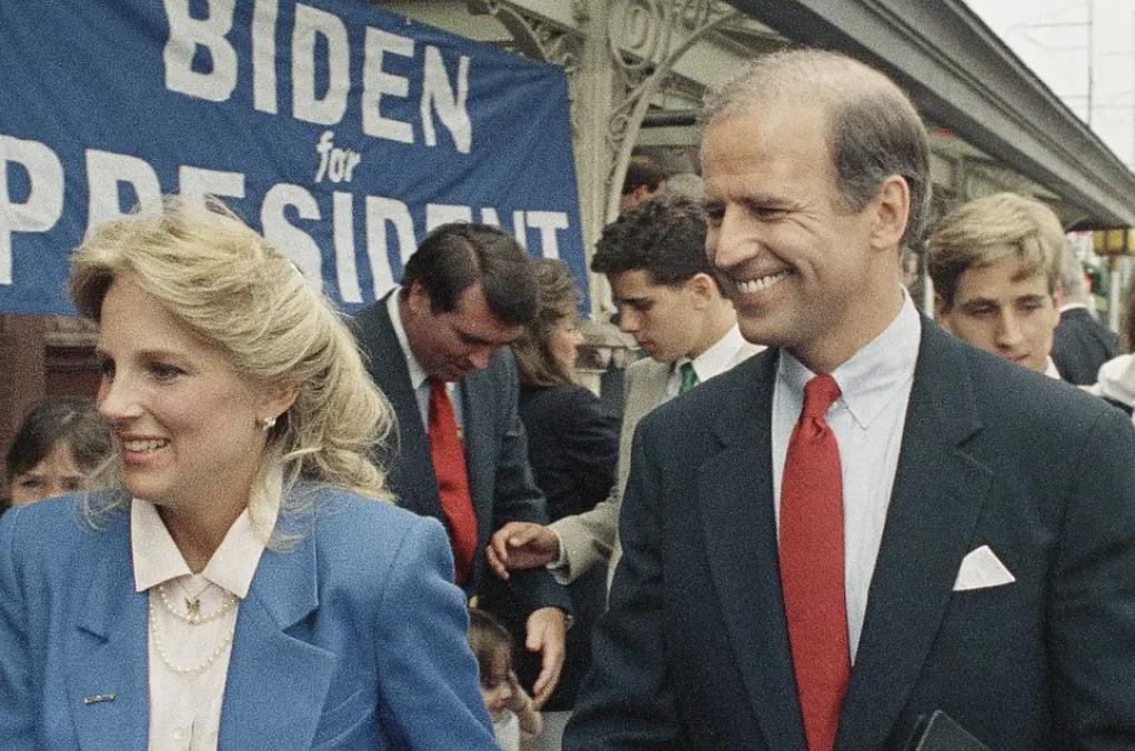 Biden's presidential campaign (1987)