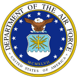 Emblem of the Department of the Air Force