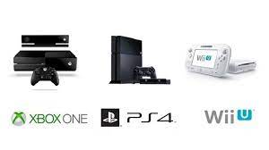 The eight generation of gaming consoles.