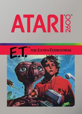 The E.T. game, considered by some the worst game ever made.